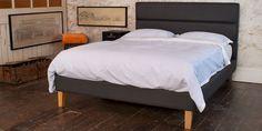 Valencia bed Warren Evans, Handmade Wooden, Bed Room, Bed Frame, Valencia, Beds, Inspiration, Furniture, Design