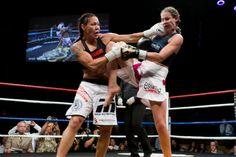 Jorina Baars on Lion Fight 14 victory over Cris Cyborg: 'It's my sport' - MMA Fighting
