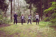 Grown up adult siblings - family photography by www.familycreative.ca