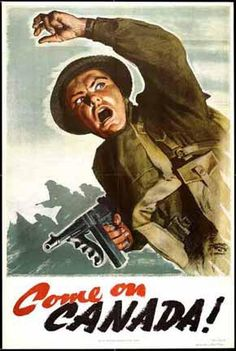 WW 2 poster, part of a series reminding Americans which countries ...