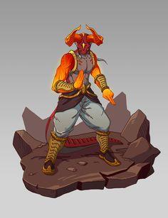 Character Design - Merezohr, Ernesto Irawan on ArtStation at https://www.artstation.com/artwork/ADB4m?utm_campaign=digest&utm_medium=email&utm_source=email_digest_mailer