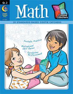 Creative Teaching Press :: Cootie Catcher Math
