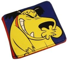 Dick Dastardly and Muttley Wallet