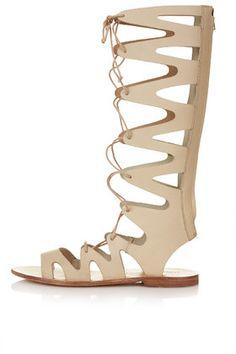 FIGTREE Gladiator Sandals