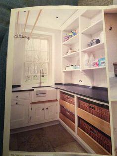 Utility room idea House Ideas, Kitchen Cabinets, Storage, Room, Furniture, Home Decor, Purse Storage, Bedroom, Decoration Home