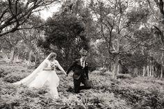 Trish & Jason - The Grounds of Alexandria - Centennial Park Wedding