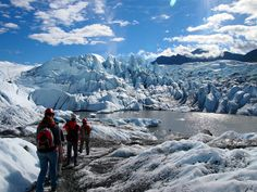 Matanuska Glacier, Matanuska-Susitna Borough, Alaska — by Amanda Williams. Is glacier hiking on your bucket list? If so, here's a great place to go: the Matanuska Glacier near Sutton, Alaska....