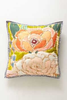 Taie d'oreiller Witherbee - anthropologie.com