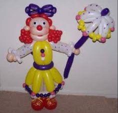 #balloon #clown #balloon #art #sculptures #twist #characters