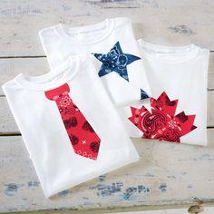 Icon Bandana T-Shirts