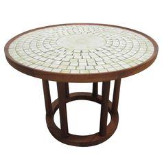Tile Top Table by Gordon Martz                                                                                                                                                                                 More