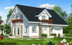 Risultati immagini per proiecte case md Bonus Rooms, Barn Plans, New House Plans, Design Case, Home Fashion, Traditional House, Home Builders, My Dream Home, Future House
