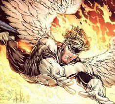 Angel of the X-Men.
