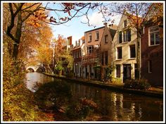 Utrecht. For me, this is really just home sweet home. I grew up not far from here.