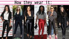 CELEBS IN DISCO PANTS