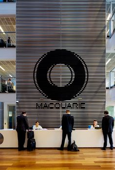 macquarie group receptionist