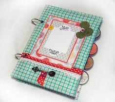 Наконец я могу показать в блоге этот блокнот!!!   Он был сделан в подарок на День Рождения одной замечательной девушке Светлане , о котор...