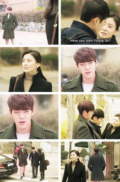 Young Do and His Mom  ♡ #Kdrama // The #HEIRS