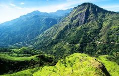 Little Adam's Peak Ella, Sri Lanka #VisitSriLanka