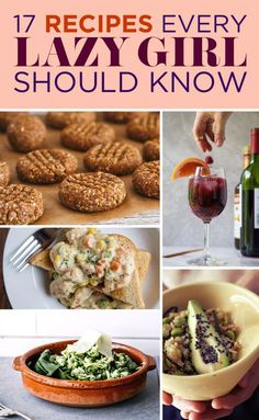 17 Recipes Every Lazy Girl Needs To Know Easy Simple Quick Recipes ~Deserts, Meals, Drinks and more! Easy Cooking, Cooking Recipes, Healthy Recipes, Easy Recipes, Beginner Recipes, Girl Cooking, Cooking Steak, Cooking Light, Light Recipes