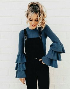 Women Clothing 150 Fall Outfits to Shop Now Vol. 2 / 066 Women ClothingSource : 150 Fall Outfits to Shop Now Vol. 2 / 066 by fgoesling Mode Outfits, Casual Outfits, Fashion Outfits, Womens Fashion, Unique Outfits, Fashion Clothes, Fasion, Weird Outfits, Black Outfits