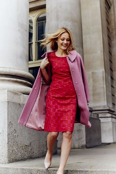 A palette of perfect pinks. Shop with 15% off for 24 hours with code LDN1 (UK) or LDN2 (US) #Boden #AW14