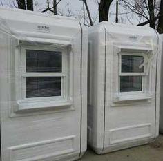 Cumpara cabine paza modulare