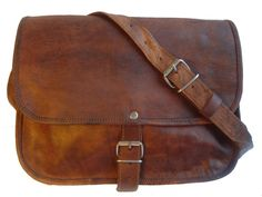 Gusti Leder Handtasche Umhängetasche Vintage H1 von Gusti Leder auf DaWanda.com
