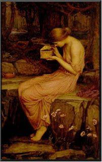 Mitologia Greca: Prometeo e il vaso di Pandora