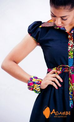 Agambii an African Flavor - Young Gifted and Black African Inspired Fashion, African Print Fashion, Africa Fashion, Fashion Prints, Fashion Design, Fashion Styles, African Shirts, African Print Dresses, African Dresses For Women