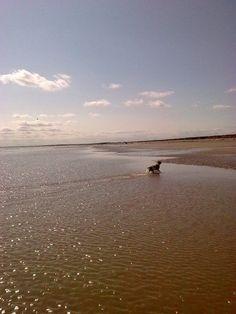 Bridlington Beach, East Yorkshire