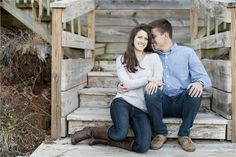 Kerri & Mike | Engaged!   (c) Erica Akroyd Photography | Raleigh Portrait + Wedding Photographer