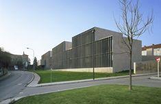 Galería - Centro de Formación en Nuevas Tecnologías / Francisco Mangado - 2