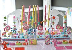 Un centre de table pour les enfants
