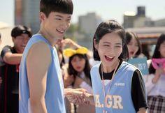 Teen Web, Teen Images, Web Drama, Kdrama Actors, Asian Actors, Aesthetic Girl, Bffs, Korean Drama, My Girl