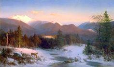 HILL Thomas | AMERICAN GALLERY - 19th Century
