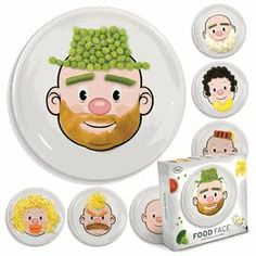 Mr Food Face
