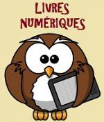 Owl with eReader. French Teacher, Teaching French, Teaching Reading, Teaching Tools, Commission Scolaire, Edition Jeunesse, French Online, French Songs, French Kids