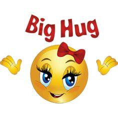 Resultado de imagem para animated smiley faces saying thank you Hug Smiley, Smiley Emoticon, Love Smiley, Emoji Love, Smiley Faces, Funny Emoji Faces, Funny Emoticons, Emoji Pictures, Emoji Images