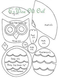 Criativa Respiração: Owls