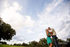 Santa Fe River Ranch Outdoor Southern Engagement Session Florida www.footstonephotography.com