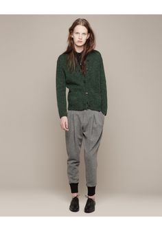 Boy by Band of Outsiders / Tweed Cardigan