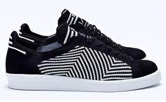adidas SLVR Primeknit (Black/White)
