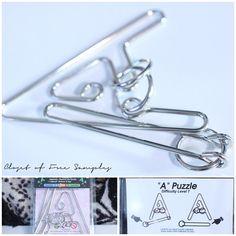 Puzzle Master Wire P