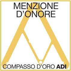 Honorable Mention for #fenixntm at Compasso d'Oro ADI 2016.