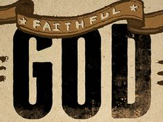faithful-god