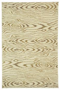 Martha Stewart faux bois rug  #fauxbois #safavieh