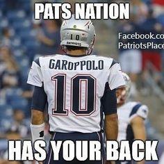 Go Jimmy G!!!