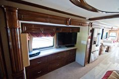 #Newmar Essex #RV view from the bed