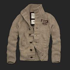 Jersey de lana Abercrombie & Fitch